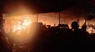 Photo of किरंदुल मेन मार्केट में लगी आग, 8 दुकानें जलकर खाक,  73 साल के बुजुर्ग की मौत