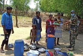 Photo of CRPF ने दिखाई मानवता,  विधायक और जवानों की हत्या करने वाले नक्सली की मां का कराया इलाज